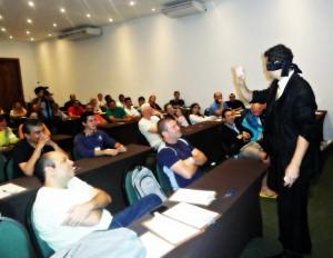 Palestra Corporativa sobre Vendas para Diretores com Palestrante e Mágico Paul&Jack no SPAventura em Ibiúna