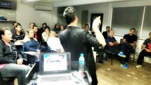 Palestra com Técnicas de Vendas do Artista da Mágica que mais Vende no Brasil para Sopetra