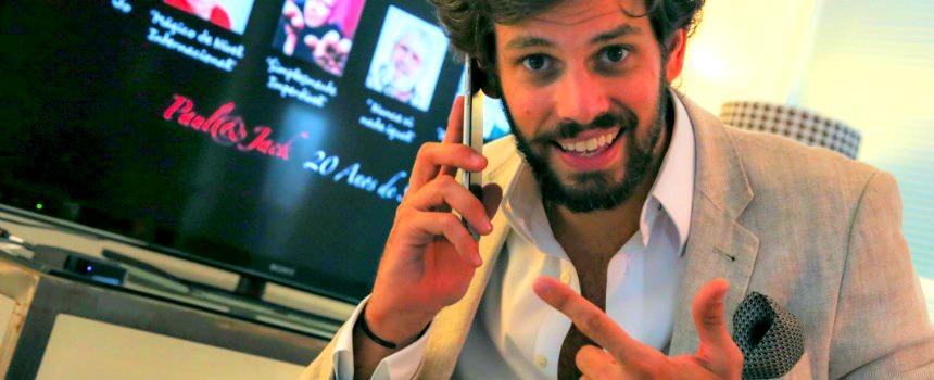 Empresário do Palestras Paul&Jack Rick Lamana é um dos mais produtivos vendedores do Brasil