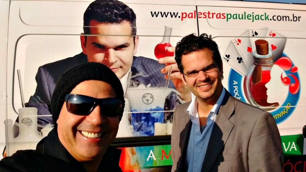 Paul Friedericks do Paul&Jack é um dos melhores palestrantes motivacionais do Brasil