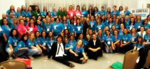 A Melhor Palestra Motivacional Especial para Mulheres com Palestras Paul&Jack na IX CONFRAE