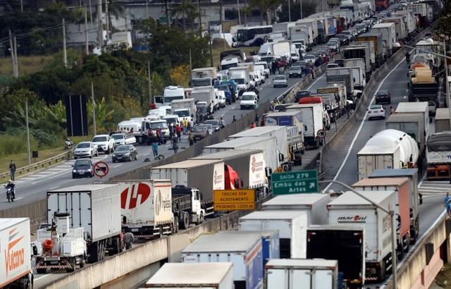 Greve dos caminhoneiros impactou os resultados da empresa – e agora?