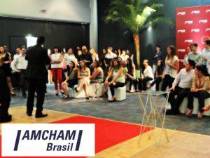 FESTA DE PREMIAÇÃO COM SHOW DO MÁGICO PAUL&JACK PARA AMCHAM